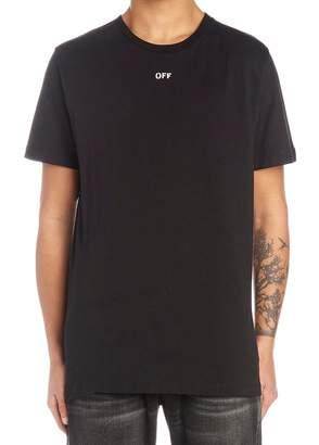 Off-White Off White 'diag Skull' T-shirt