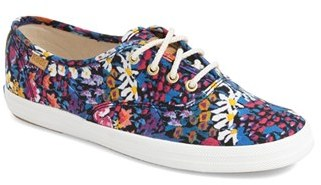 Keds ® 'Champion - Floral' Sneaker $79.95 thestylecure.com