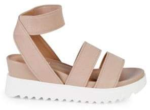 Steve Madden Kardi Strappy Platform Sandals