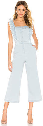 BB Dakota JACK by Yes Way Chambray Jumpsuit.