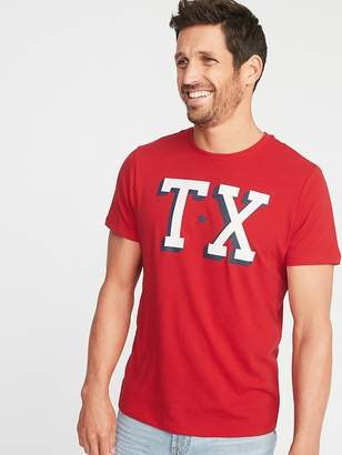 """Old Navy """"Texas"""" Graphic Tee for Men"""