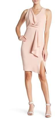 Blvd Sleeveless Bodycon Dress