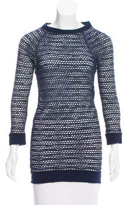 Isabel Marant Long Sleeve Mesh Tunic