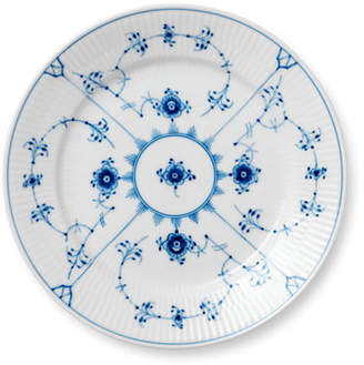 Royal Copenhagen Blue Fluted Plain Salad Plate