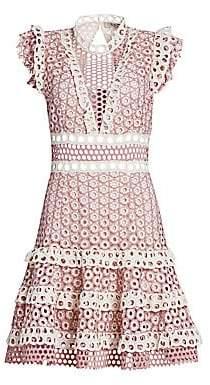 Sea Women's Josie Crochet Lace Dress - Size 0