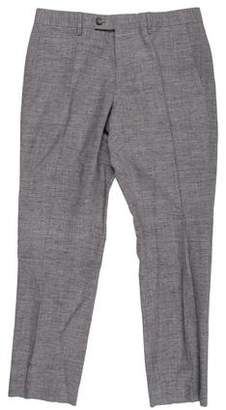 John Varvatos Wool & Linen Pants