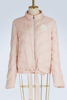 Moncler Pirouette silk jacket