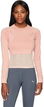 Puma Women's En Pointe Tight Long Sleeve Shirt