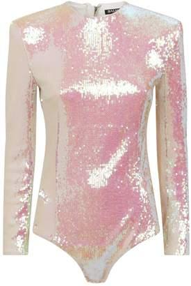 Balmain Sequin Bodysuit