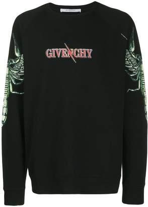 Givenchy Scorpio sweatshirt