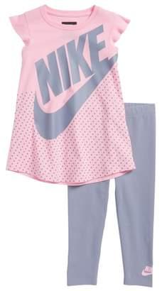 Nike Futura Dress & Leggings Set