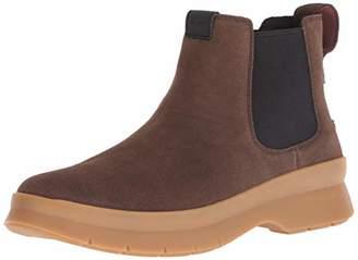 Cole Haan Men's Pinch Utility Chelsea Boot Water Proof Fashion Brown/Dark Gum