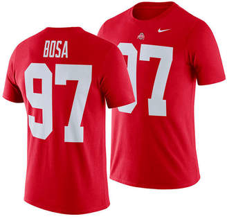 Nike Men's Joey Bosa Ohio State Buckeyes Name and Number T-Shirt
