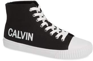 Calvin Klein Jeans Iole High Top Sneaker