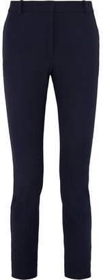 Joseph Zoom Cropped Stretch-gabardine Slim-leg Pants