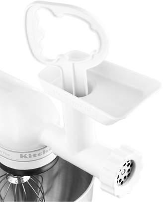 KitchenAid Fga Food Grinder Stand Mixer Attachment
