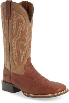 Ariat Heritage Latigo Square Toe Cowboy Boot