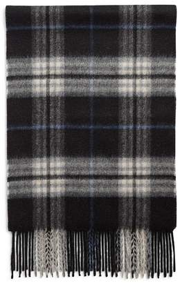 Bloomingdale's The Men's Store at Cashmere Classic Plaid Scarf - 100% Exclusive