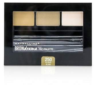 Maybelline NEW Brow Drama Pro Palette - # 250 blonde 2.8g Womens Makeup