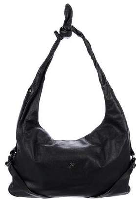 Burberry Leather Knot Hobo