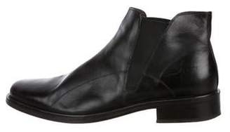 Johnston & Murphy Leather Ankle Boots