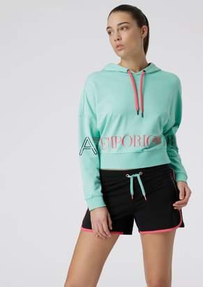 6aaf6def95 Green Hooded Sweatshirt Women - ShopStyle
