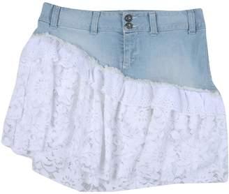 MET Denim skirts - Item 42622116JK