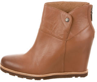 UGG Australia Amal Ankle Boots $75 thestylecure.com