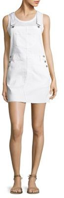 AG Kaitlin Denim Overall Dress $235 thestylecure.com