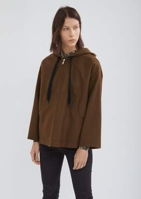 Etoile Isabel Marant Chelsea Hooded Jacket