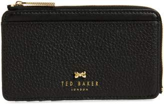 Ted Baker Lotta Bow Leather Card Case