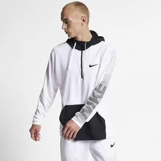 Nike Men's Fleece Training Hoodie Dri-FIT