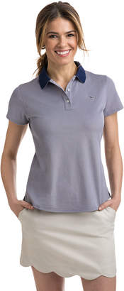 Vineyard Vines Short-Sleeve Pique Polo
