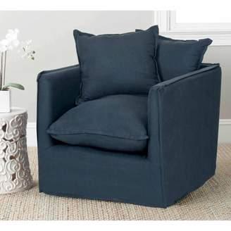Safavieh Joey Arm Chair, Blue