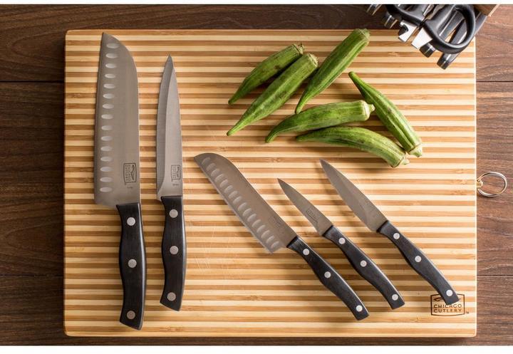 Chicago CutleryChicago Cutlery Metropolitan Block Set (15-Piece)