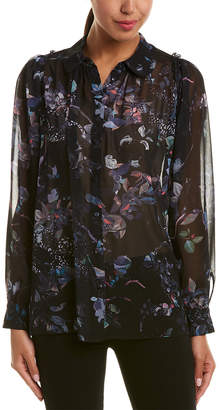 Reiss Khali Blouse