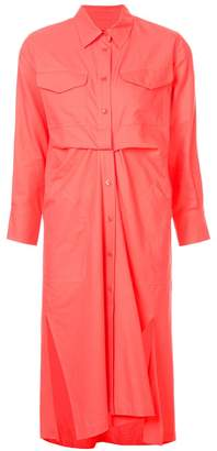 Sies Marjan chest pockets shirt dress