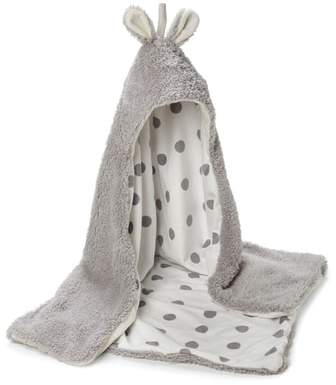 Bunny Hooded Blanket