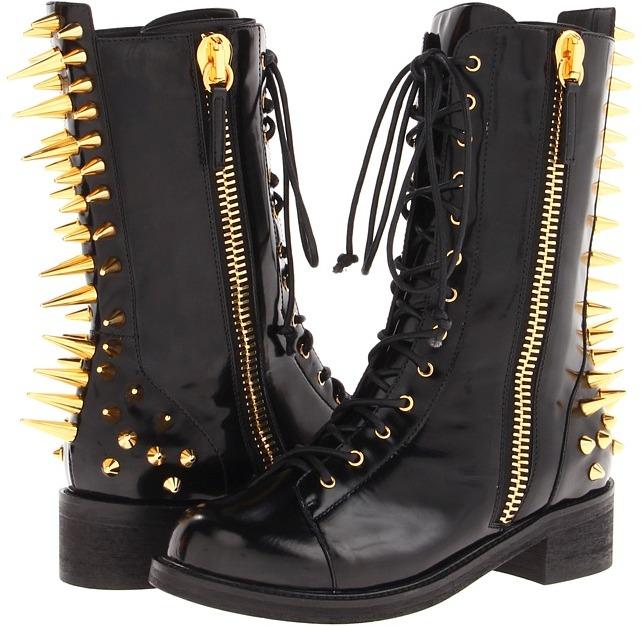 Giuseppe Zanotti I37049 47653 BLOK40 (Nolte Nero) - Footwear