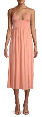 Rachel Pally Veronique Strappy Midi Dress