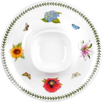 Portmeirion Botanic Garden Porcelain Chip and Dip