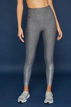 Beyond Yoga High Waist Alloy Ombre Midi Legging