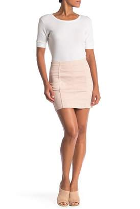 Free People Modern Femme Mini Skirt