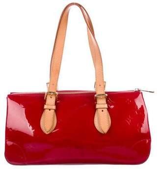 Louis Vuitton Vernis Rosewood Avenue Bag