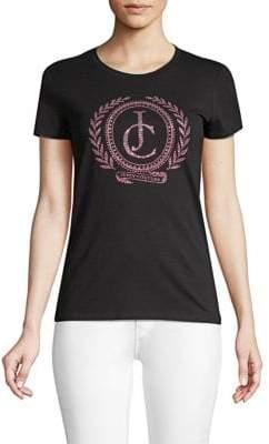 Laurèl Graphic Cotton Tee