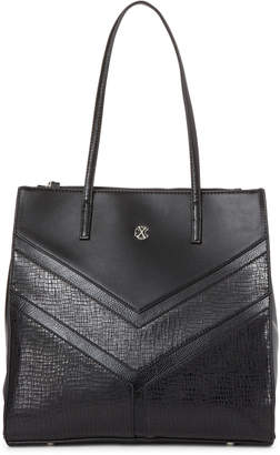 Christian Lacroix Cxl By Black Nanette Chevron Tote