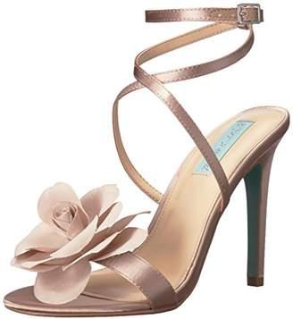 Betsey Johnson Blue by Women's SB-Terra Heeled Sandal