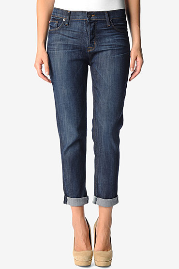Hudson Jeans Leigh Boyfriend- Merton