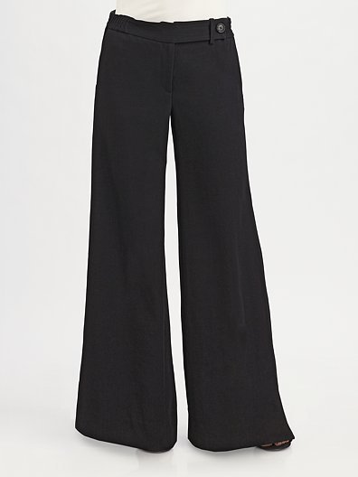 Elizabeth and James PJ Wide-Leg Trousers