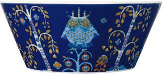 Iittala Dinnerware, Taika Blue Cereal Bowl